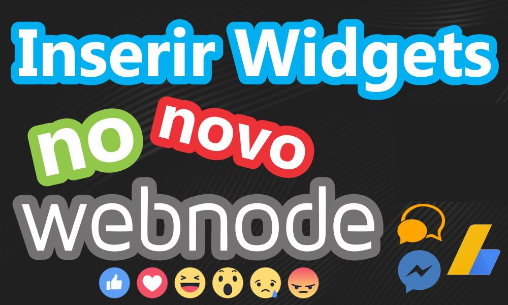 Como adicionar o AdSence, Reações e Comentários do Facebook na Webnode