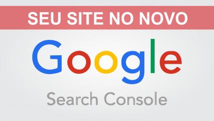 Como adicionar um site ao novo Google Search Console