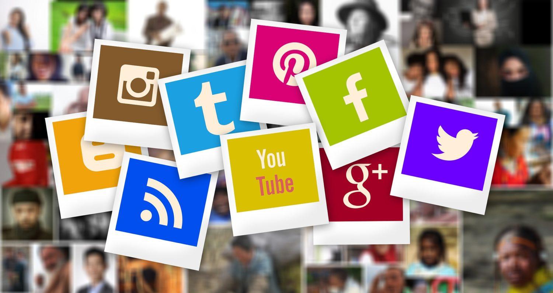 Redes Sociais - Site e Blog